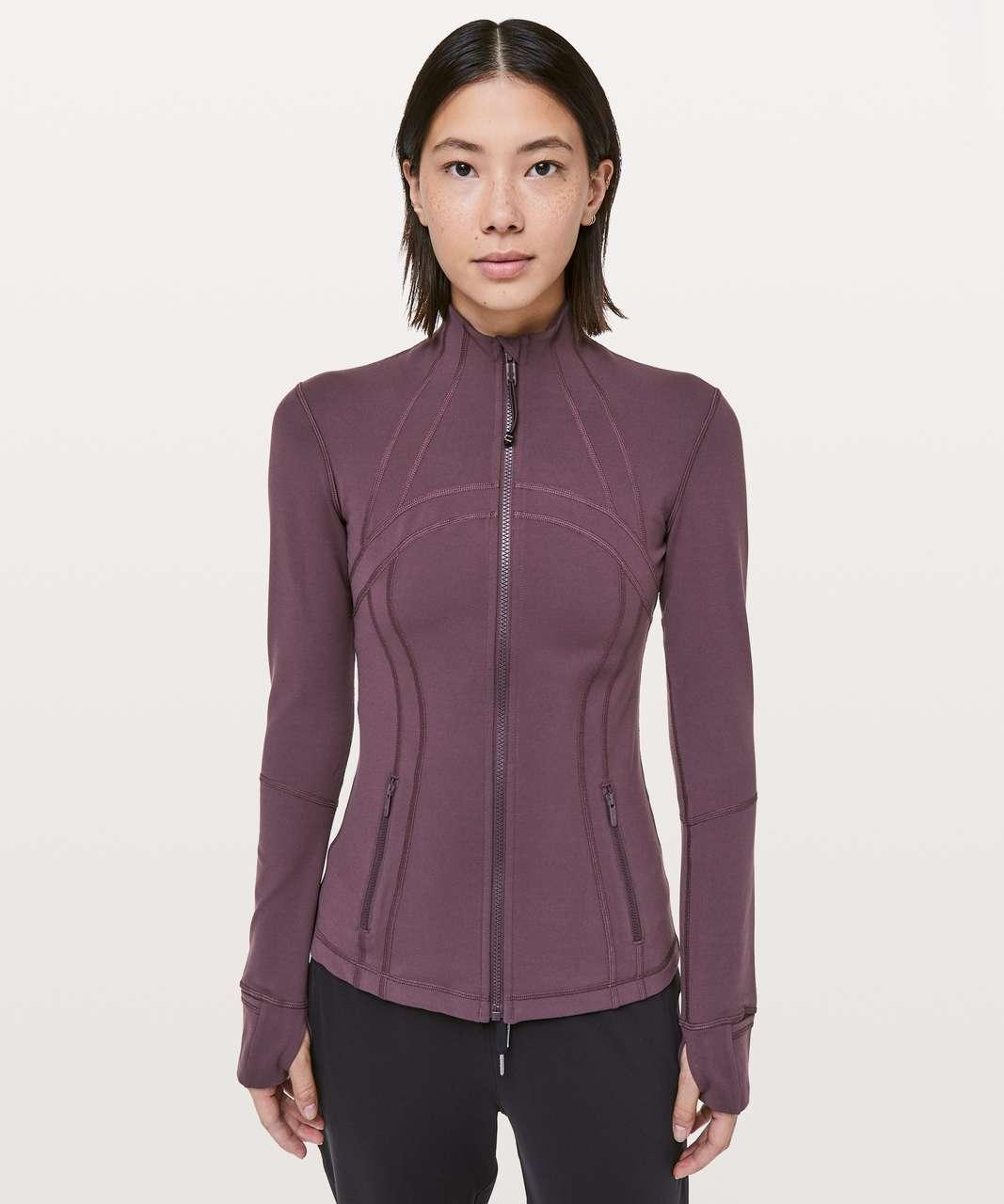 Lululemon Define Jacket - Arctic Plum