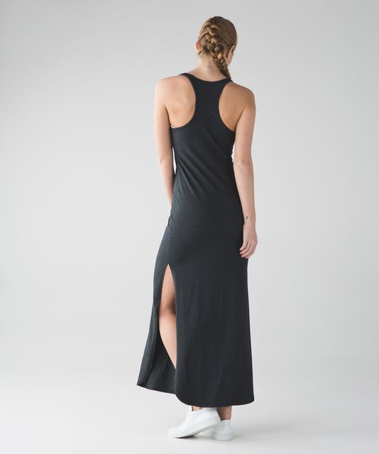 98ca565725 Lululemon Refresh Maxi Dress - Hyper Stripe Inkwell - lulu fanatics