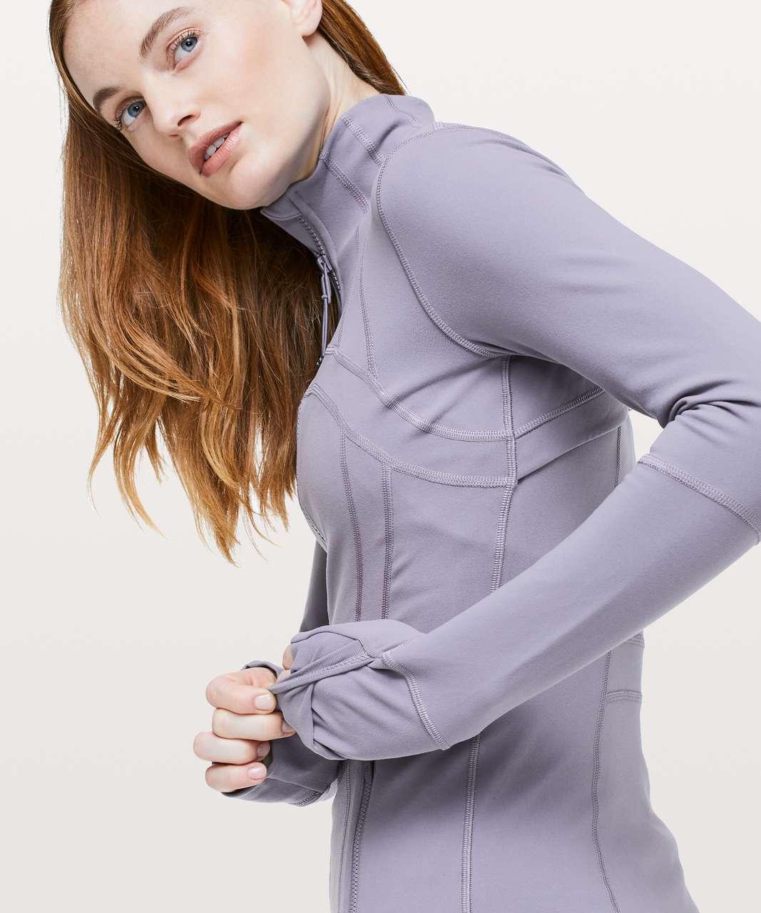 Lululemon Define Jacket - Lilac Stone