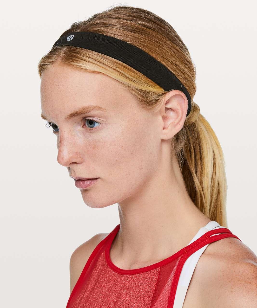 Lululemon Cardio Cross Trainer Headband - Black