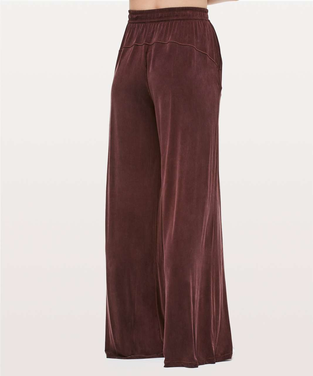 "Lululemon Principal Dancer Pant *32"" - Midnight Maroon"