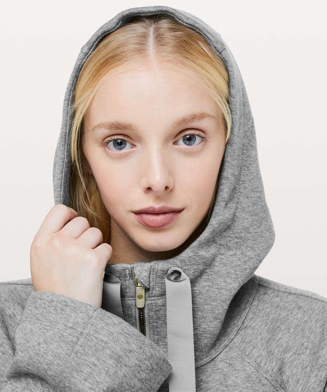 Lululemon Principal Dancer Hoodie - Heathered Core Medium Grey / Raceway Grey