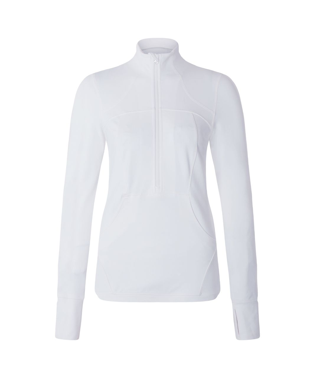 Lululemon Define Pullover - White (First Release)