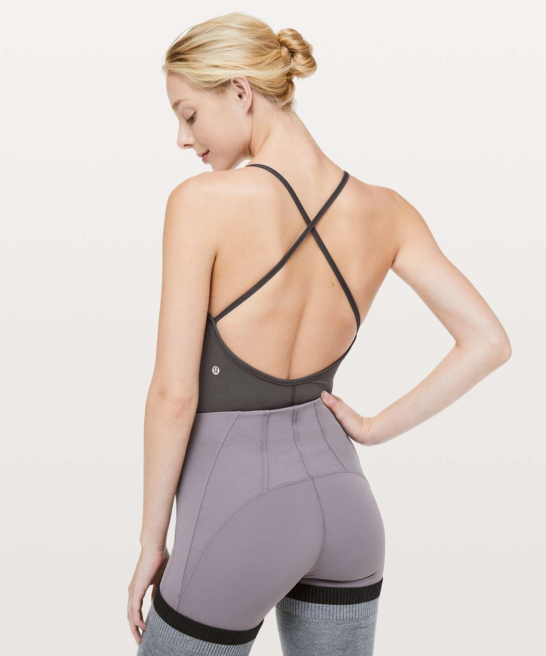 Lululemon Principal Dancer Leotard - Soot