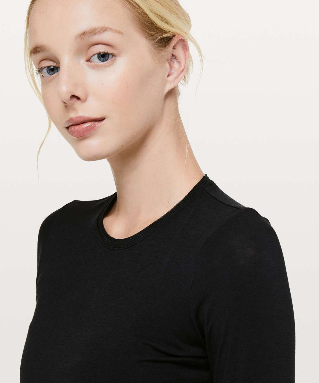 Lululemon Principal Dancer Long Sleeve - Black