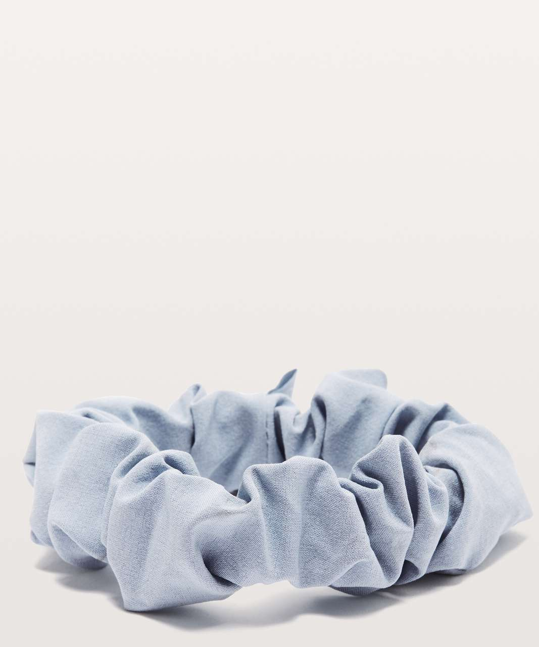 Lululemon Uplifting Scrunchie - Concrete Blue