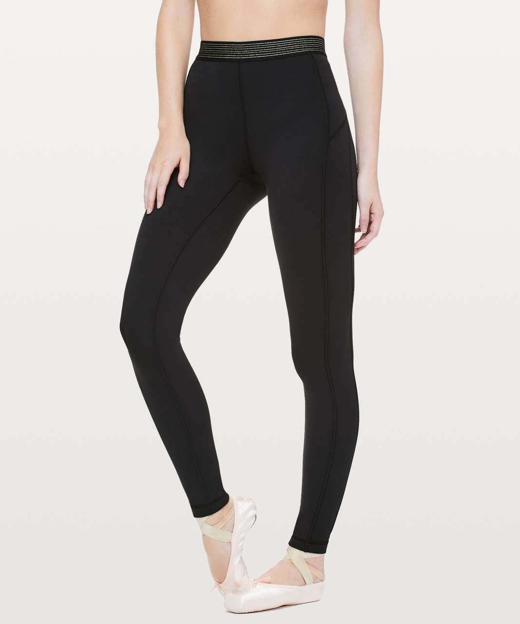 949f49fdd Lululemon Principal Dancer Golden Lining Tight  28