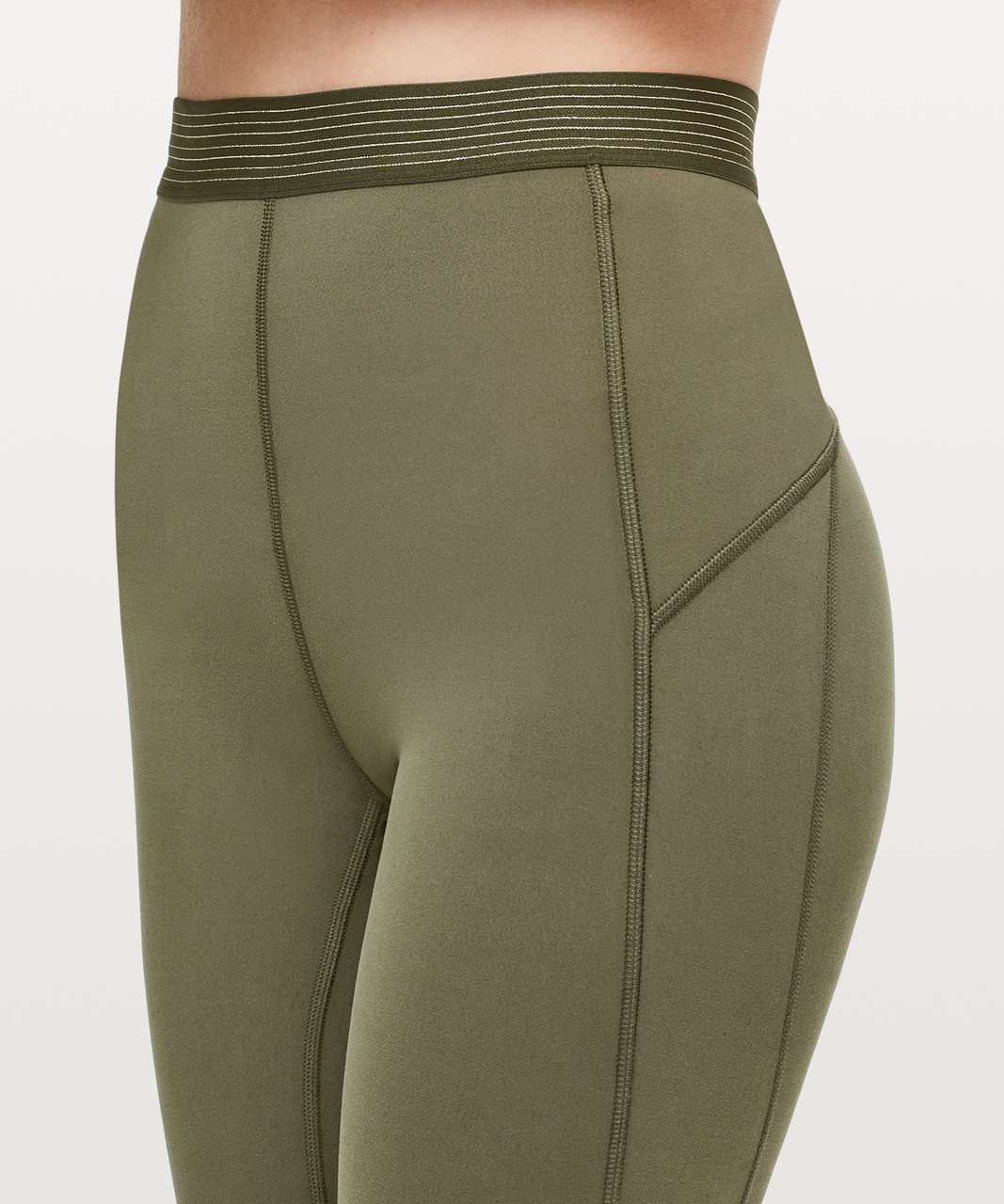 d7f9ff2f5 Lululemon Principal Dancer Golden Lining Tight  28