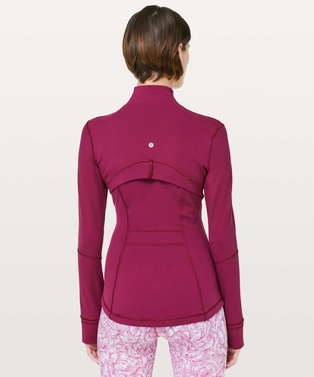 Lululemon Define Jacket - Star Ruby
