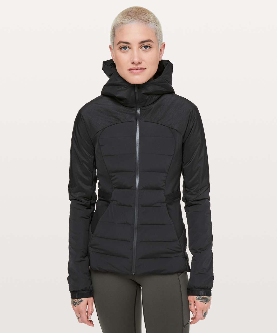 351b27f5e Lululemon Down For It All Jacket - Black