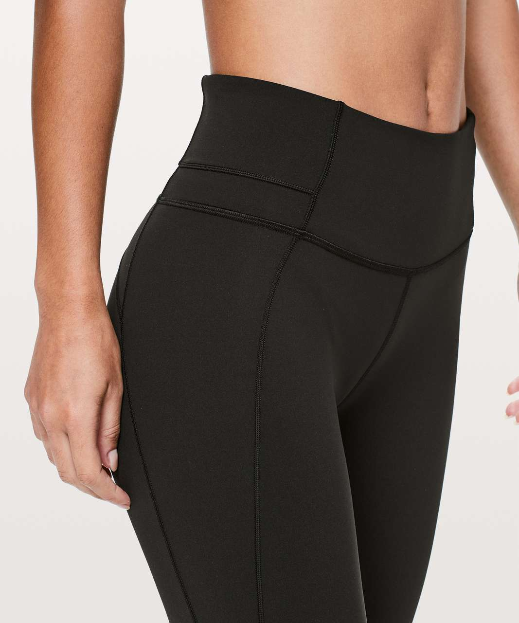 "Lululemon Groove Pant Bootcut 32"" - Black (Second Release)"