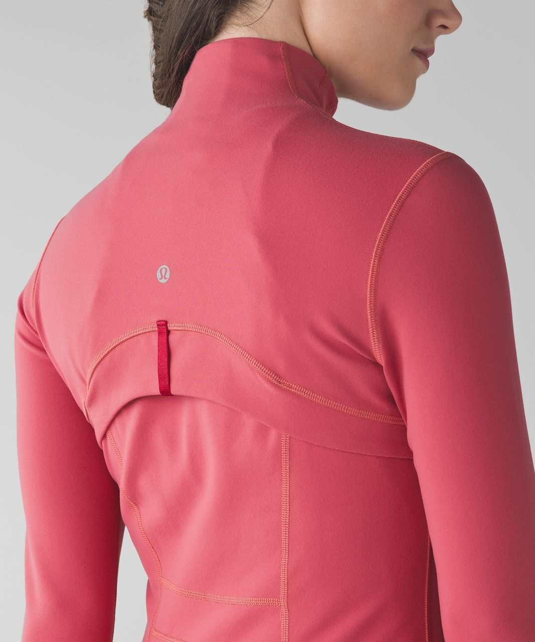 Lululemon Define Jacket - Fireside Red