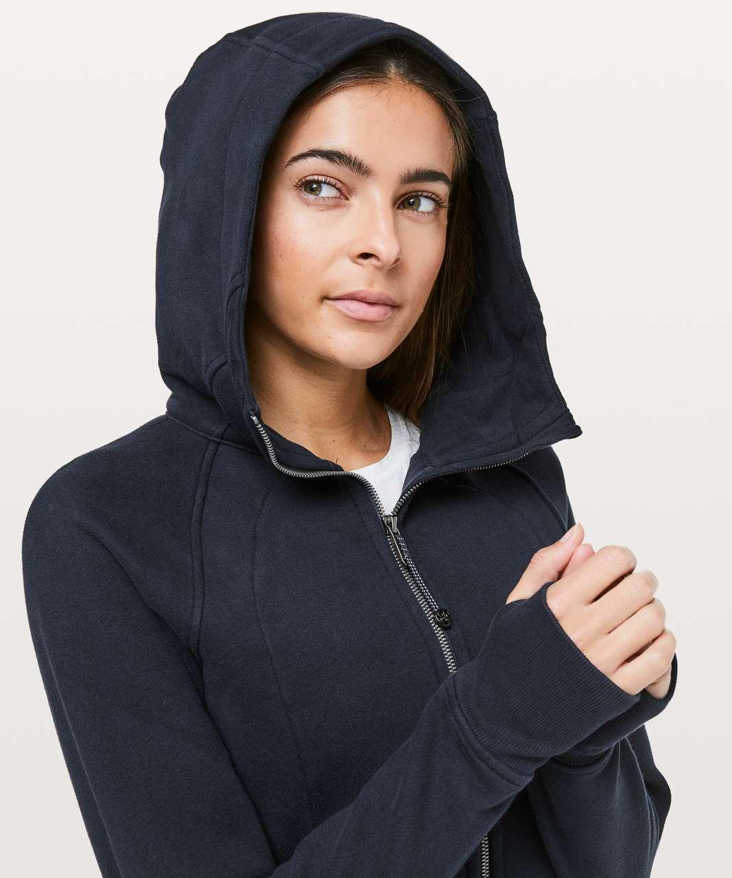 Lululemon Scuba Hoodie *Light Cotton Fleece - True Navy