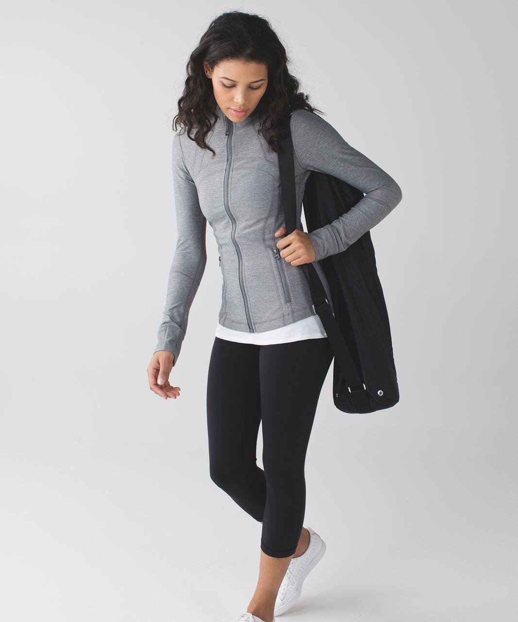 Lululemon Define Jacket *Brushed - Heathered Slate