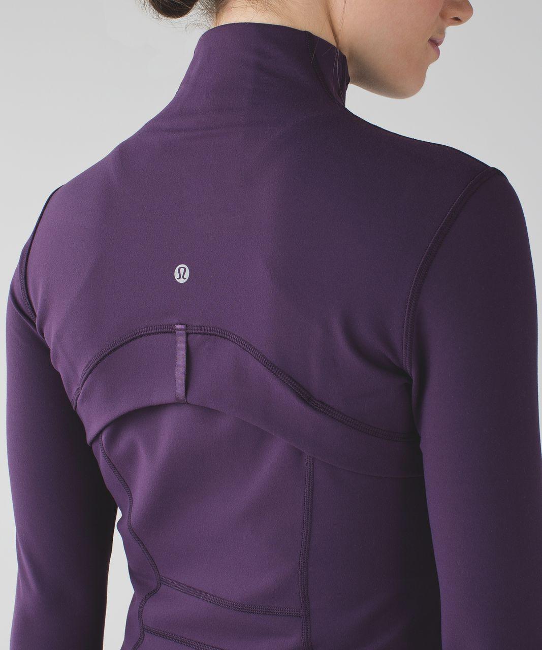 Lululemon Define Jacket - Deep Zinfandel