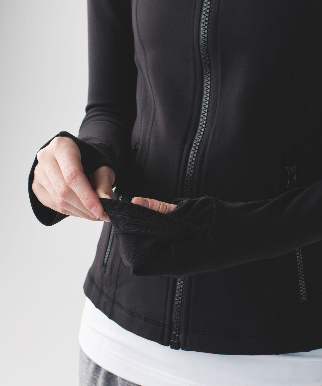 Lululemon Define Jacket - Black (Second Release)