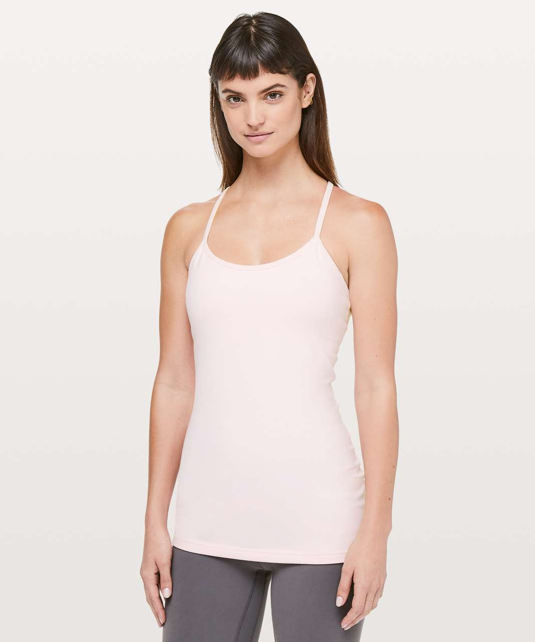 bba134125d80f Lululemon Power Y Tank  Luon - Blissful Pink - lulu fanatics