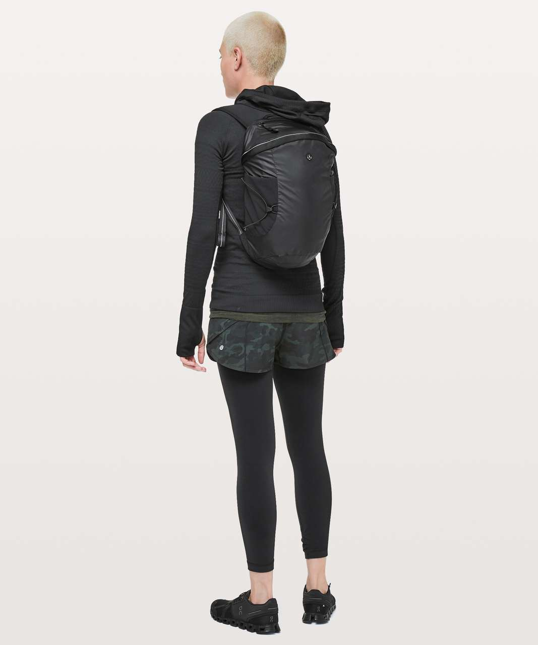 Lululemon Run All Day Backpack II *13L - Black