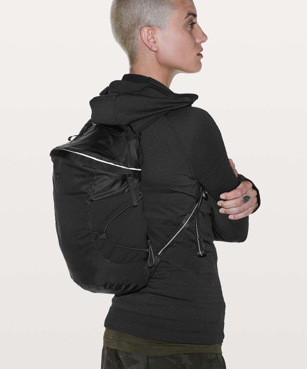 Lululemon Run All Day Backpack II *13L - Black