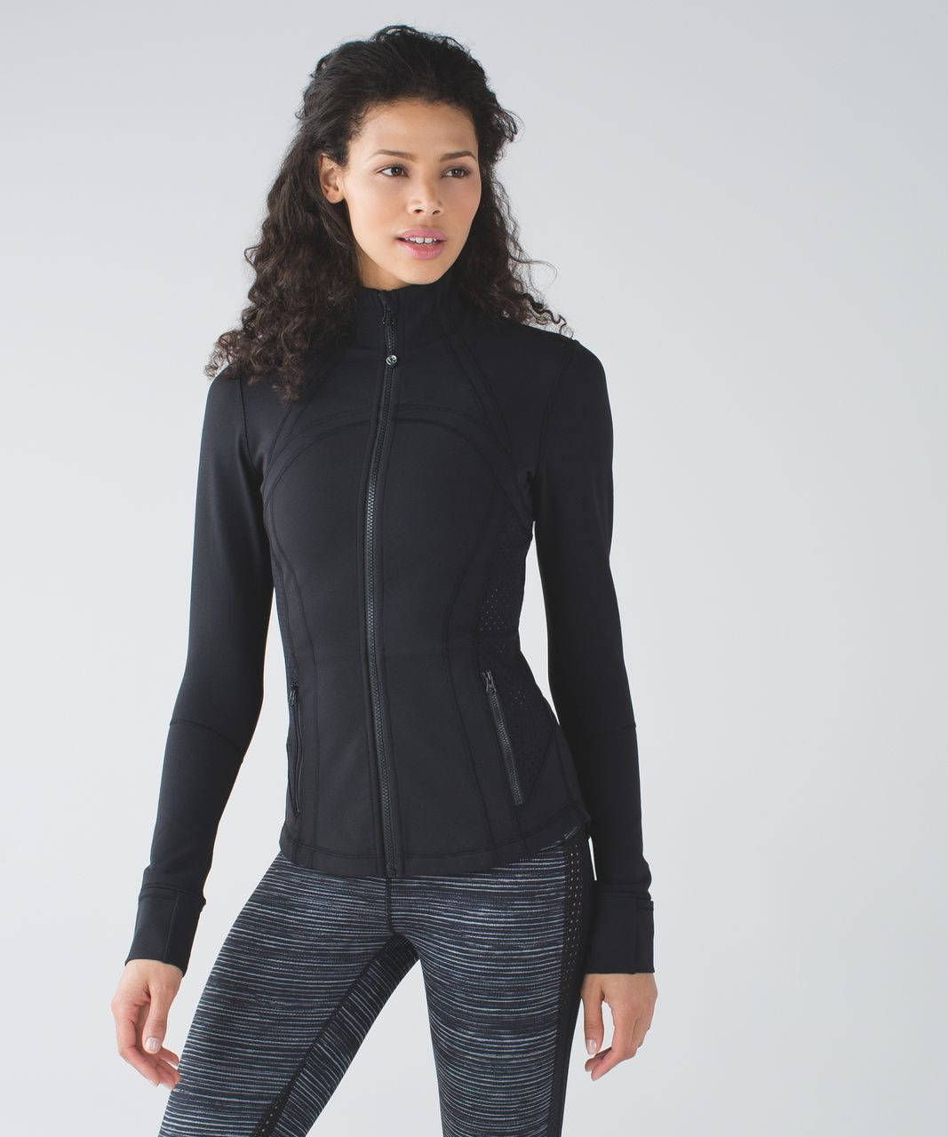 Lululemon Define Jacket - Black (Third Release)
