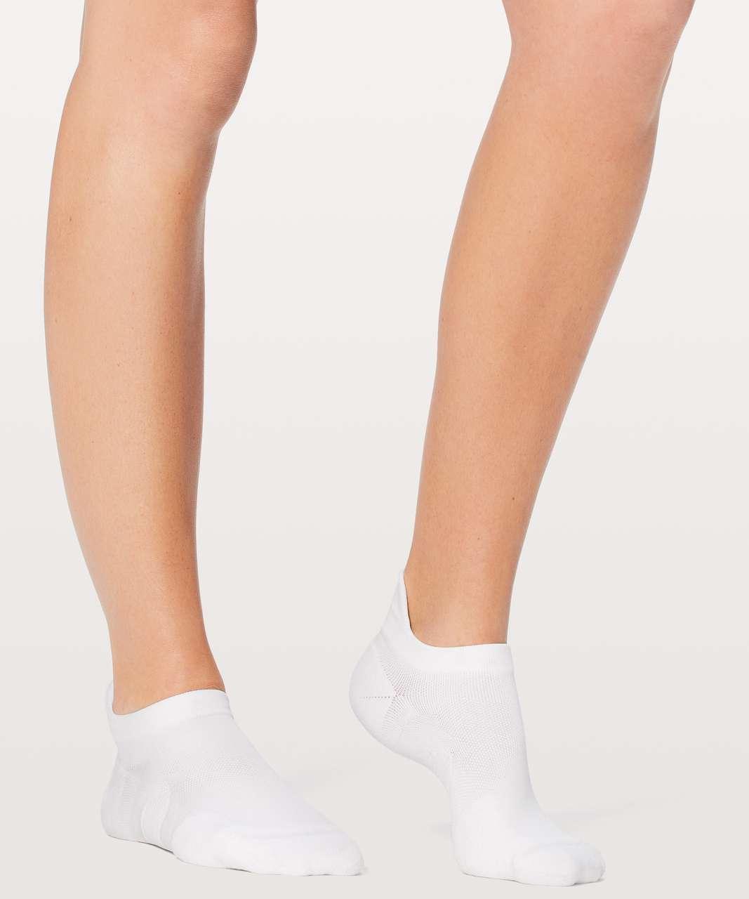 Lululemon Speed Sock - White (Third Release)