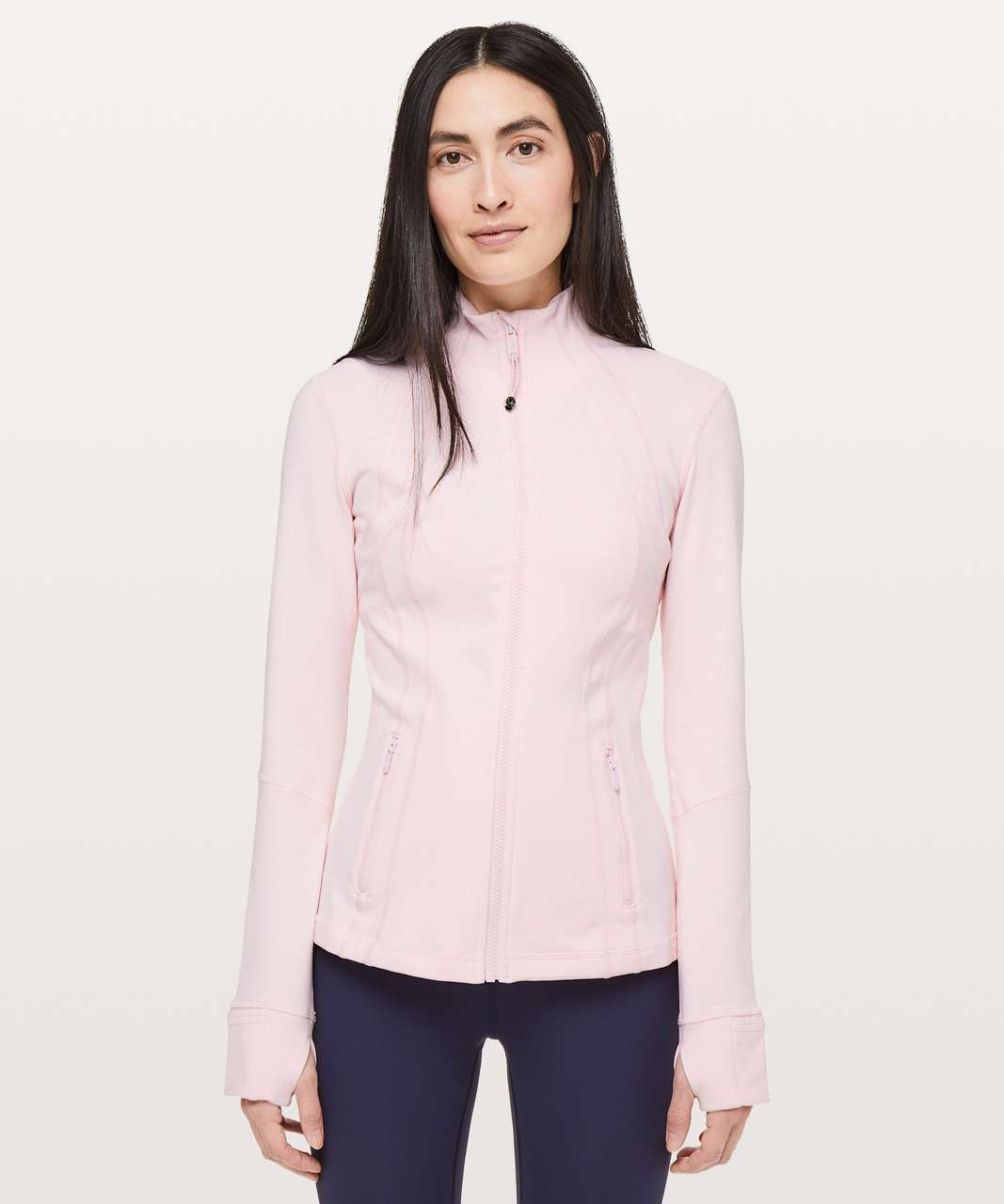 2297a129ff3f2 Lululemon Define Jacket - Blissful Pink - lulu fanatics