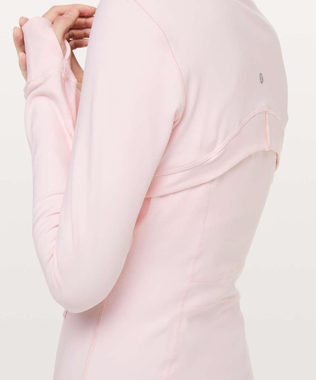 Lululemon Define Jacket - Blissful Pink