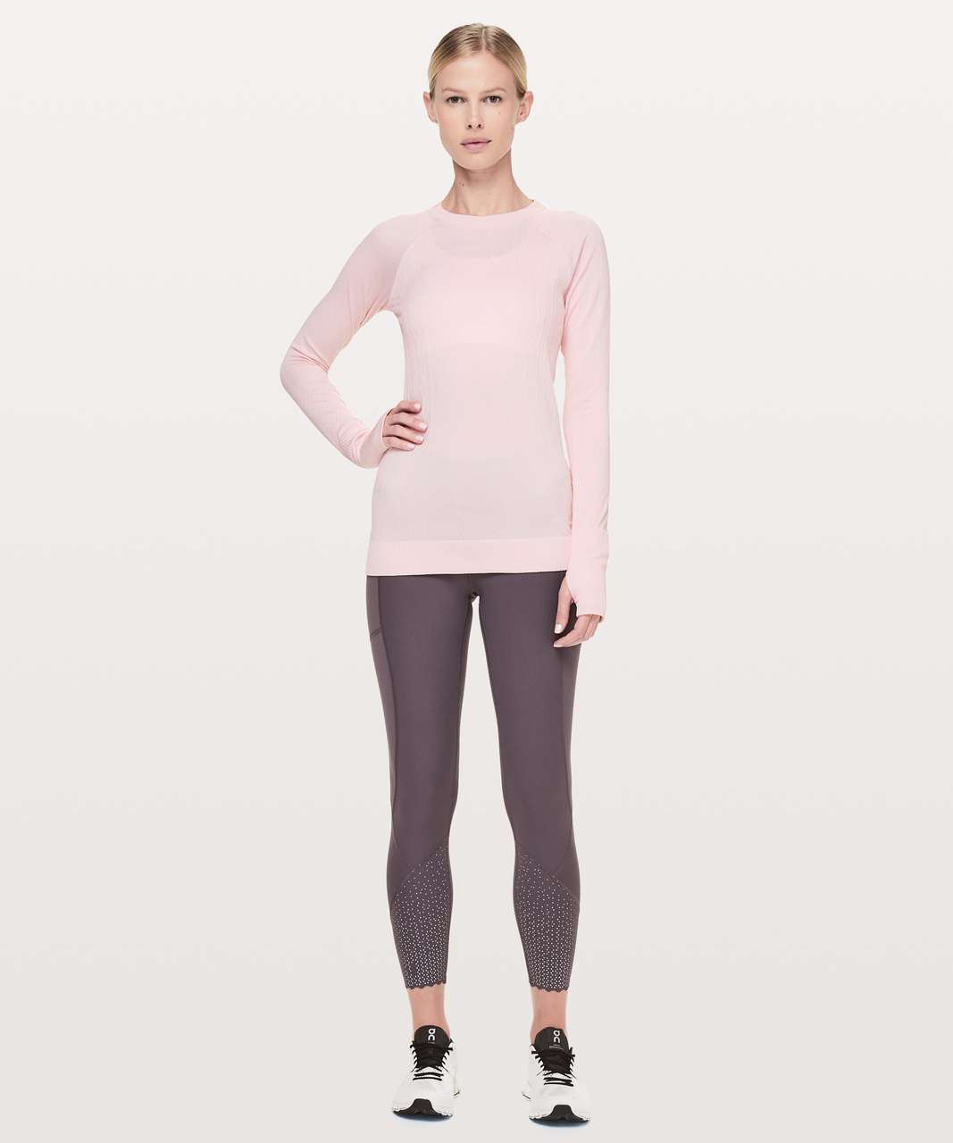 df268ee85ff95 Lululemon Rest Less Pullover - Blissful Pink   Blissful Pink - lulu ...