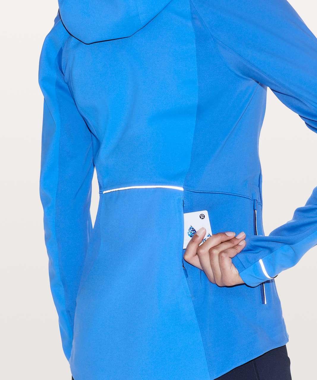 Lululemon Cross Chill Jacket - Wild Bluebell