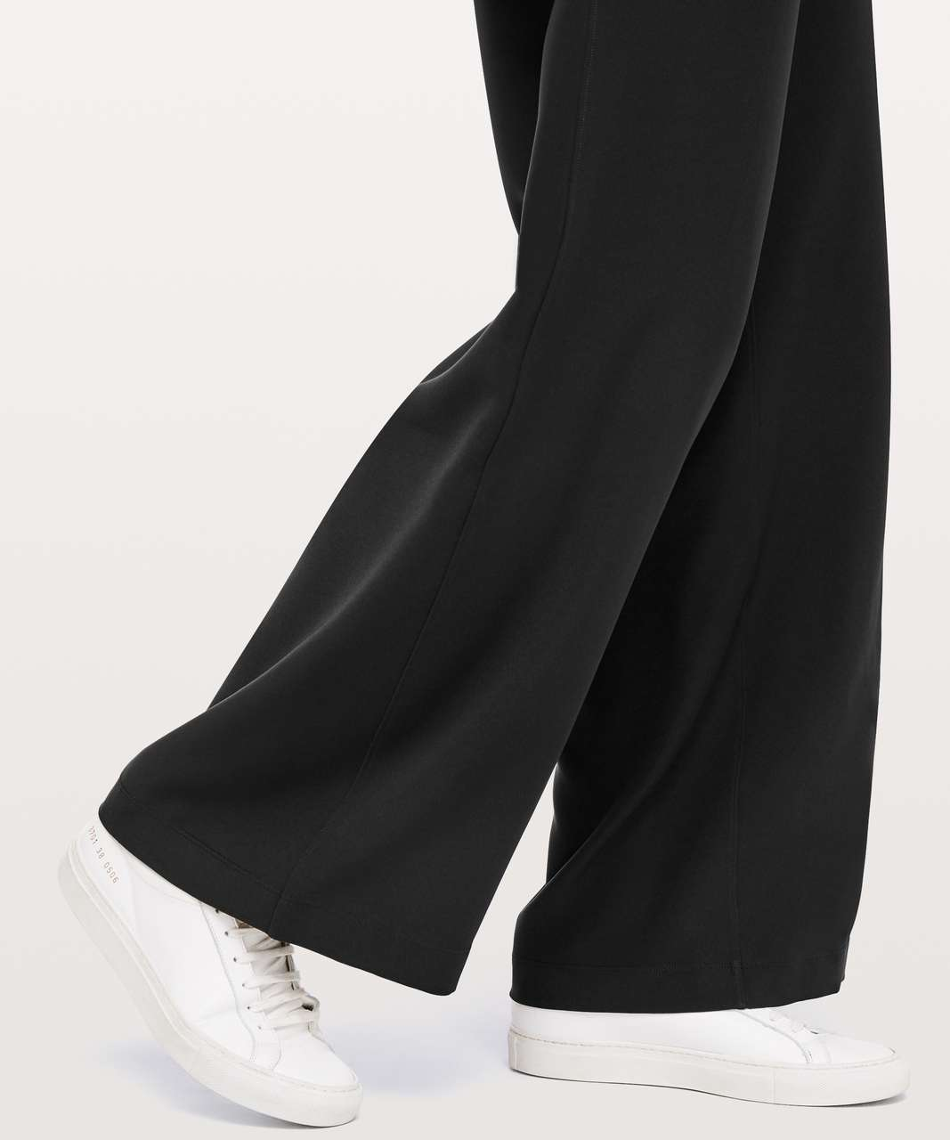 "Lululemon On The Fly Pant *Wide Leg Woven 31.5"" - Black"