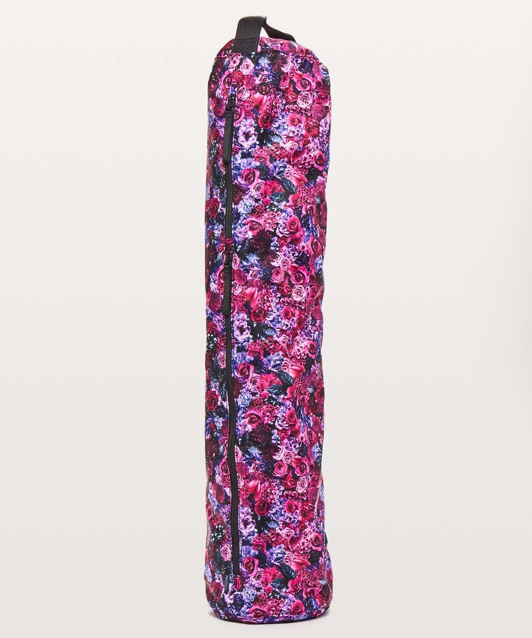 e2b8190b97b Lululemon Get Rolling Yoga Mat Bag *17L - In Bloom Multi / Black - lulu  fanatics