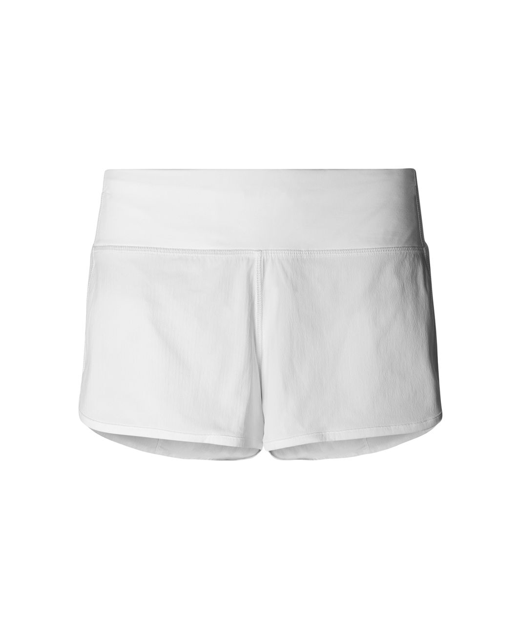 "Lululemon Speed Short *2-way Stretch 2.5"" - White"