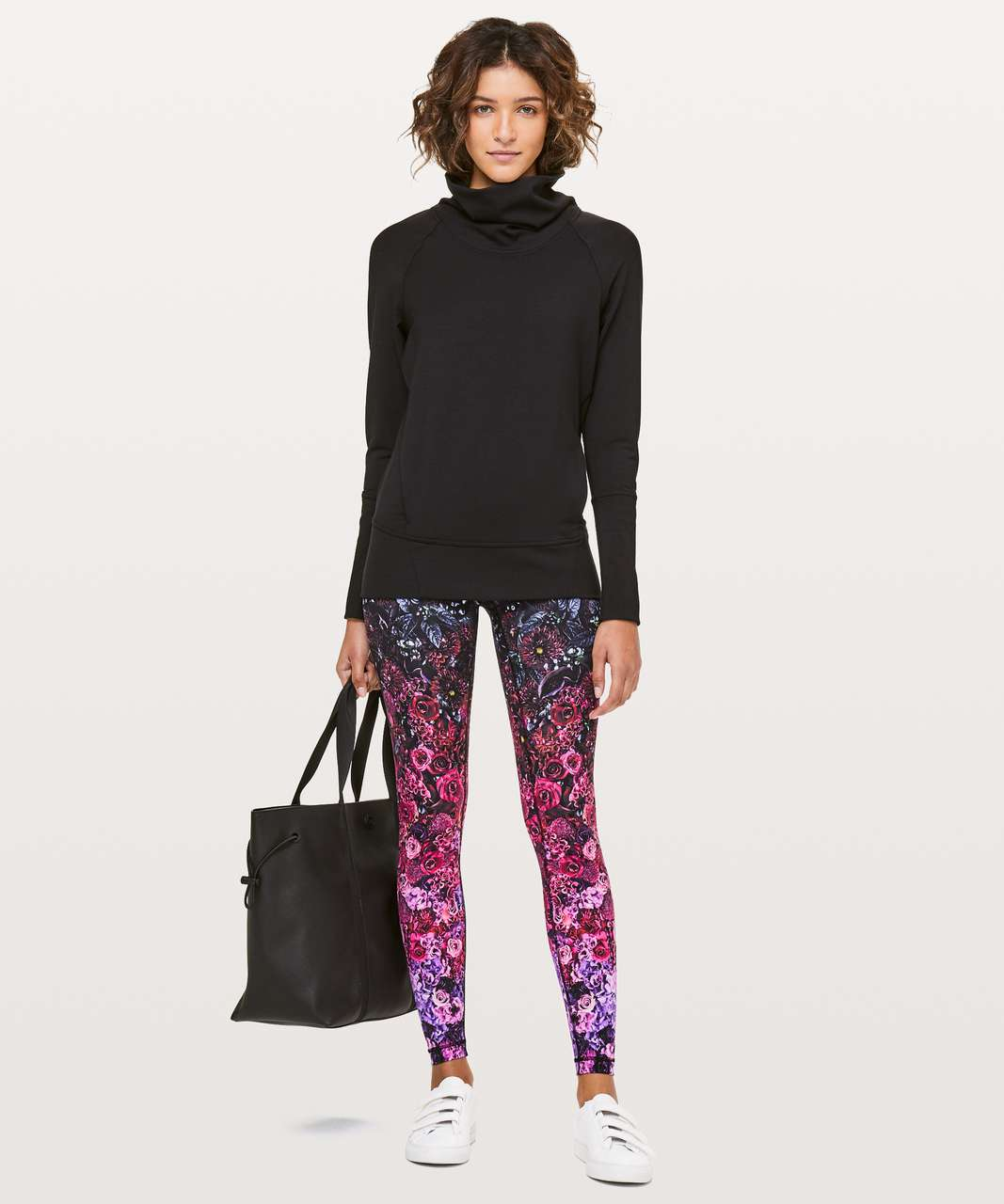 "Lululemon Wunder Under High-Rise Tight *Nulux 28"" - In Bloom Wunder Under Multi"