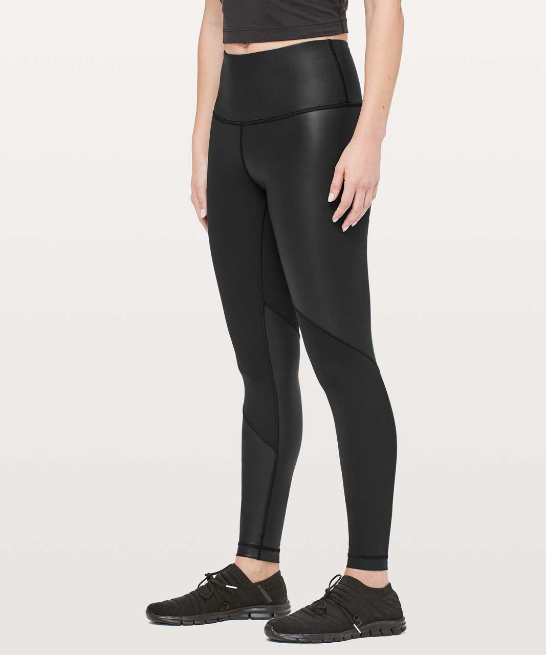Lululemon Wunder Under Pant *Cire Wrap - Black