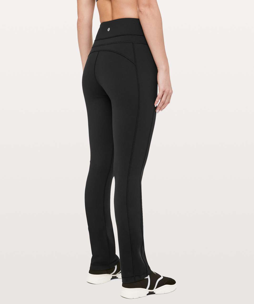 "Lululemon Groove Pant Straight *32"" - Black"