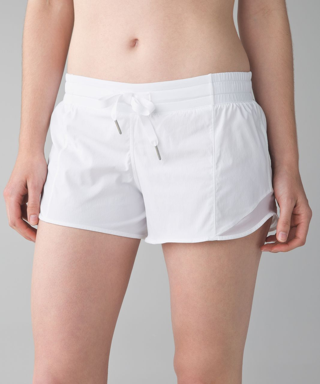 Lululemon Hotty Hot Short - White