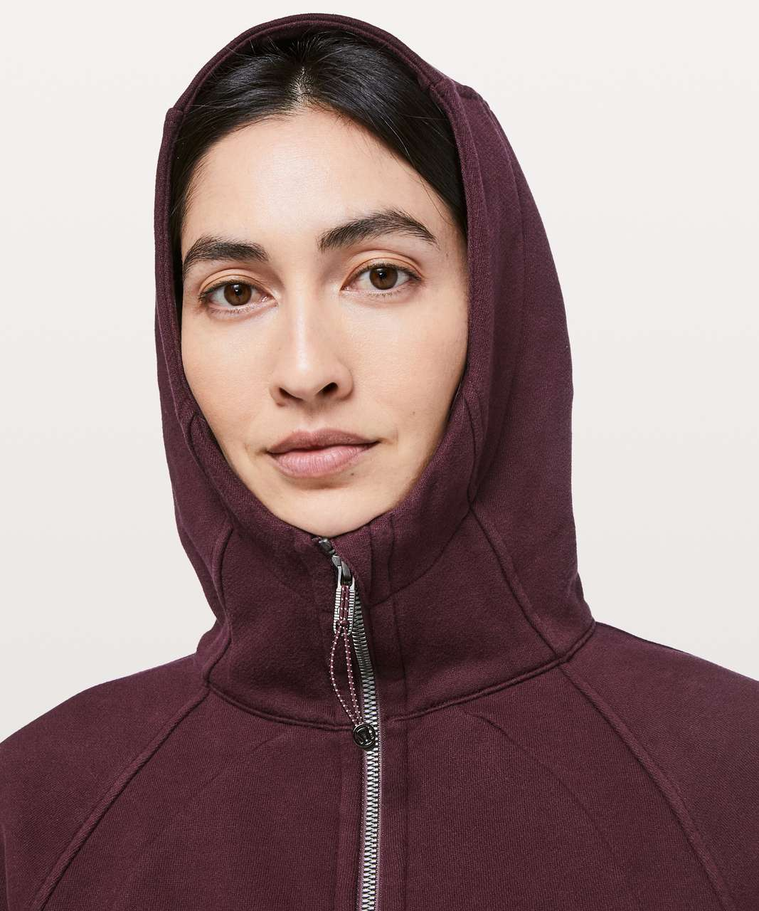 Lululemon Scuba Hoodie *Light Cotton Fleece - Dark Adobe