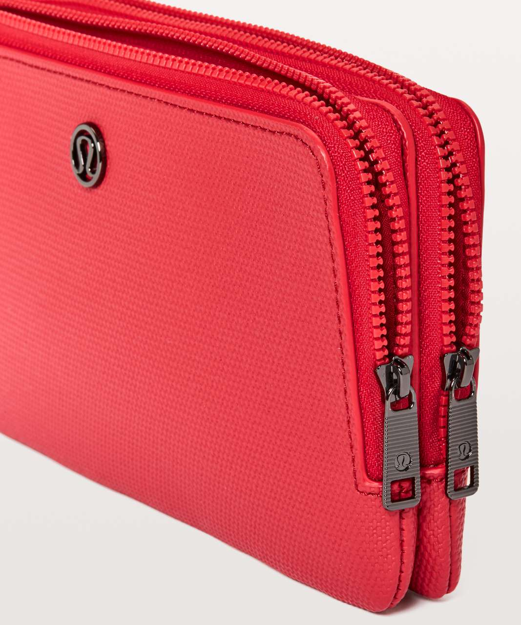 Lululemon Double Up Pouch - Dark Red
