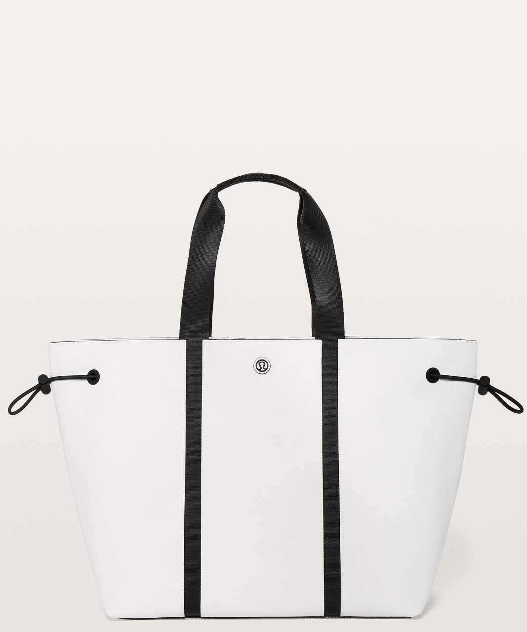0d01e7c2a5 Lululemon Day Out Tote *16L - White / Black - lulu fanatics
