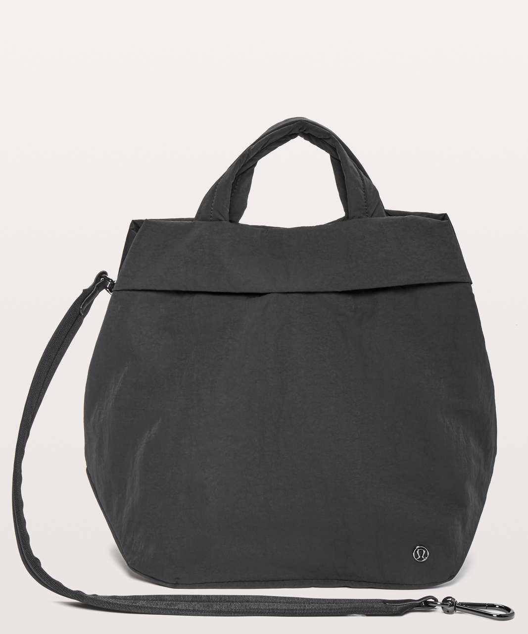 4210055bf1e Lululemon On My Level Bag *19L - Black - lulu fanatics