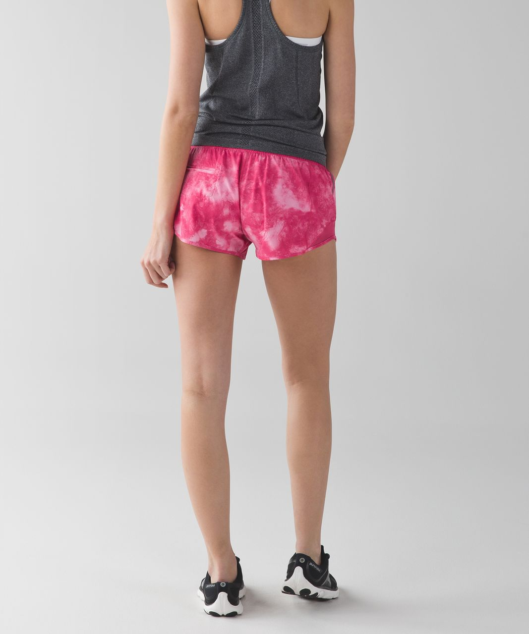 Lululemon Hotty Hot Short - Tidal Trip Boom Juice / Boom Juice