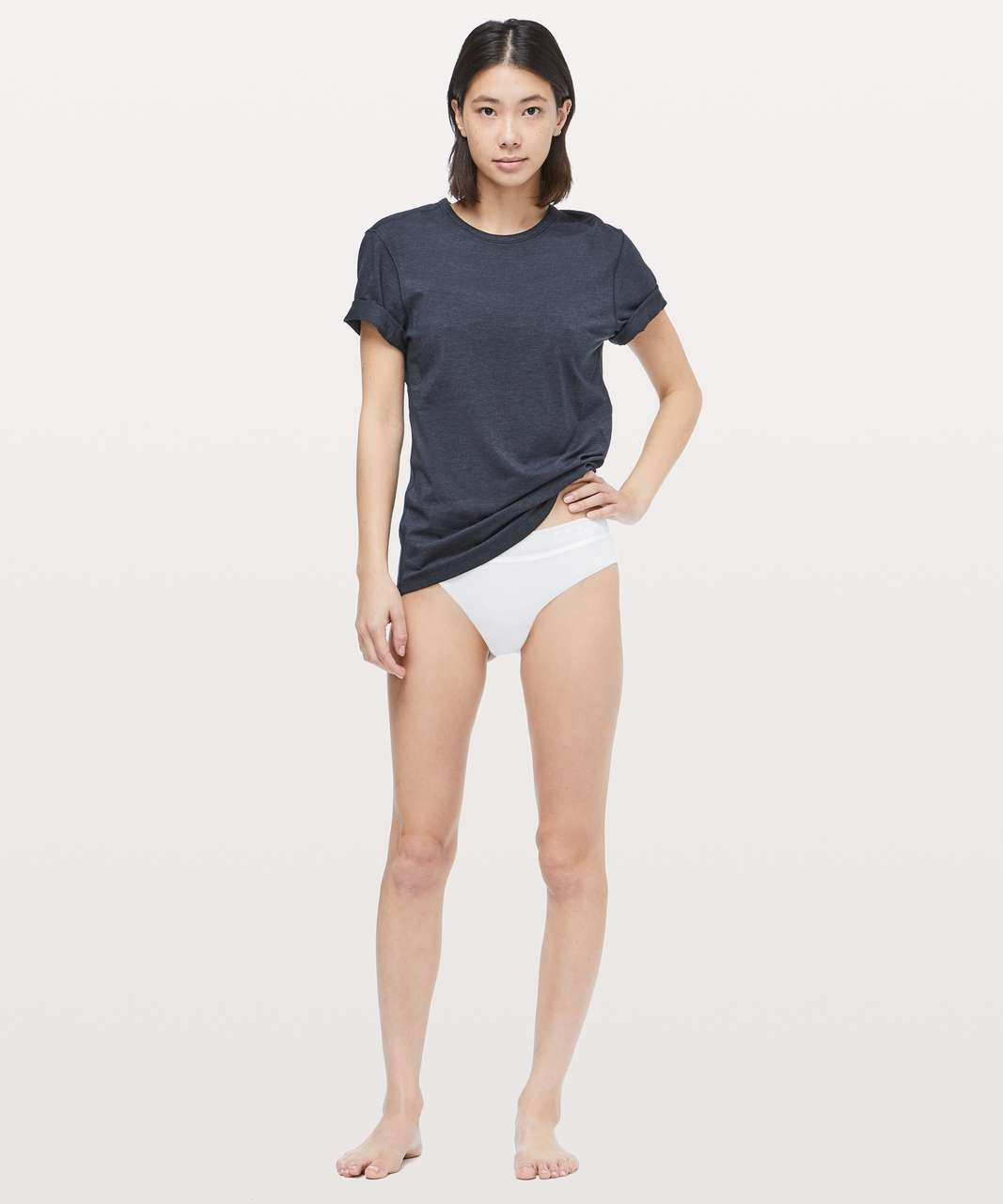 Lululemon Ever Essentials Bikini - White