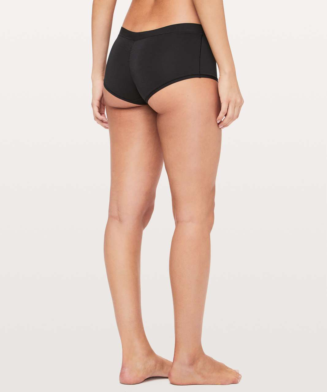 57c112c1c Lululemon Simply There Boyshort - Black - lulu fanatics