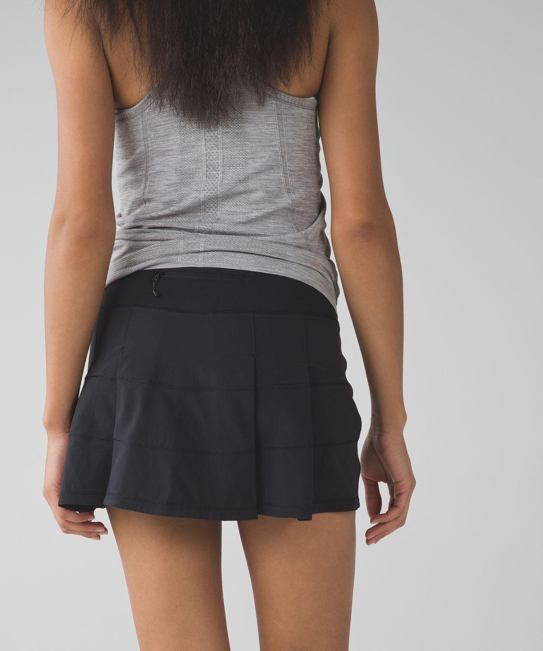 Lululemon Pace Rival Skirt II (Regular) - Black