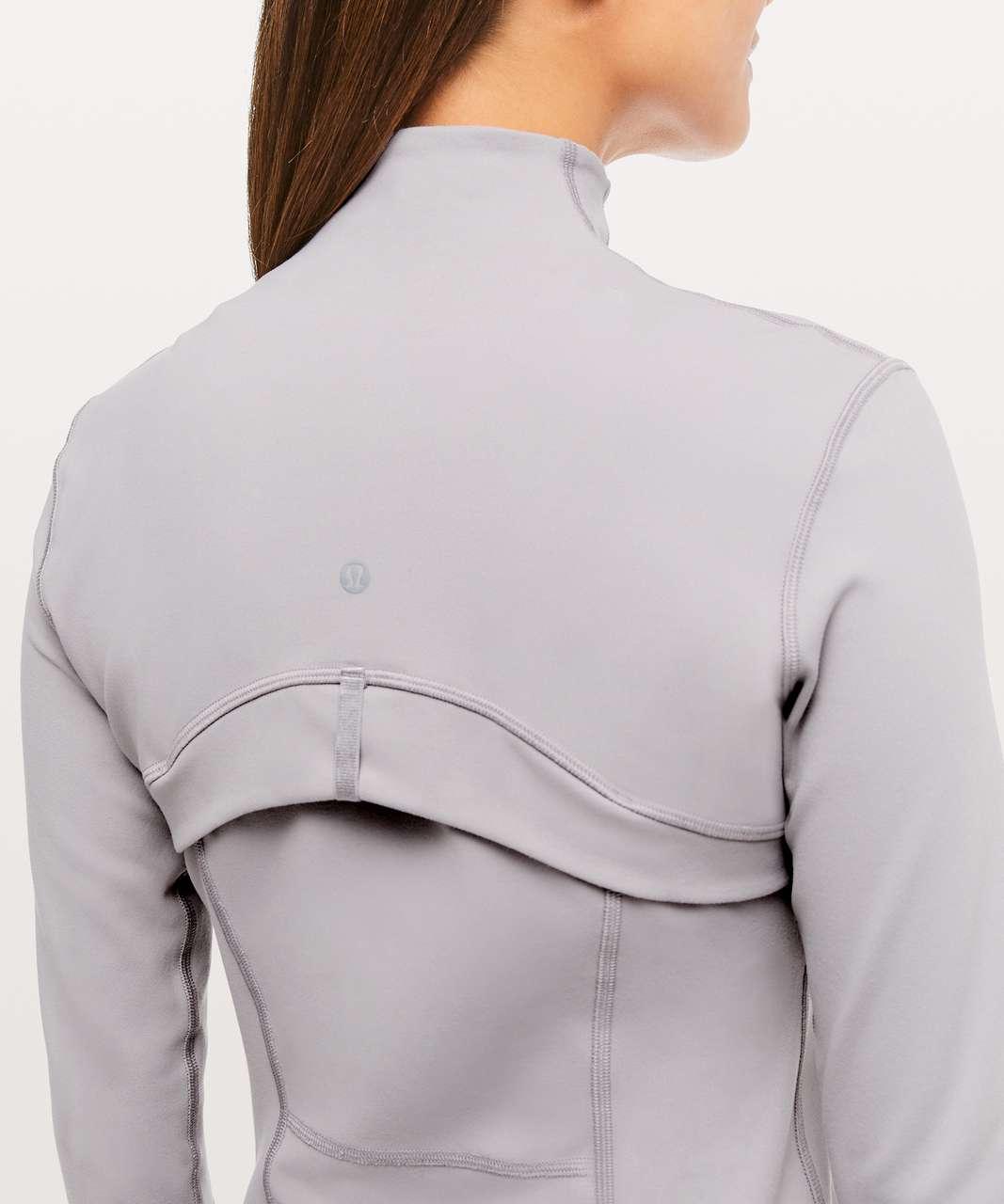 Lululemon Define Jacket - Dark Chrome
