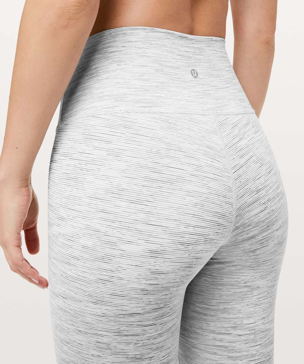 """Lululemon Wunder Under High-Rise 7/8 Tight *Luxtreme 25"""" - Wee Are From Space Nimbus Battleship (First Release)"""
