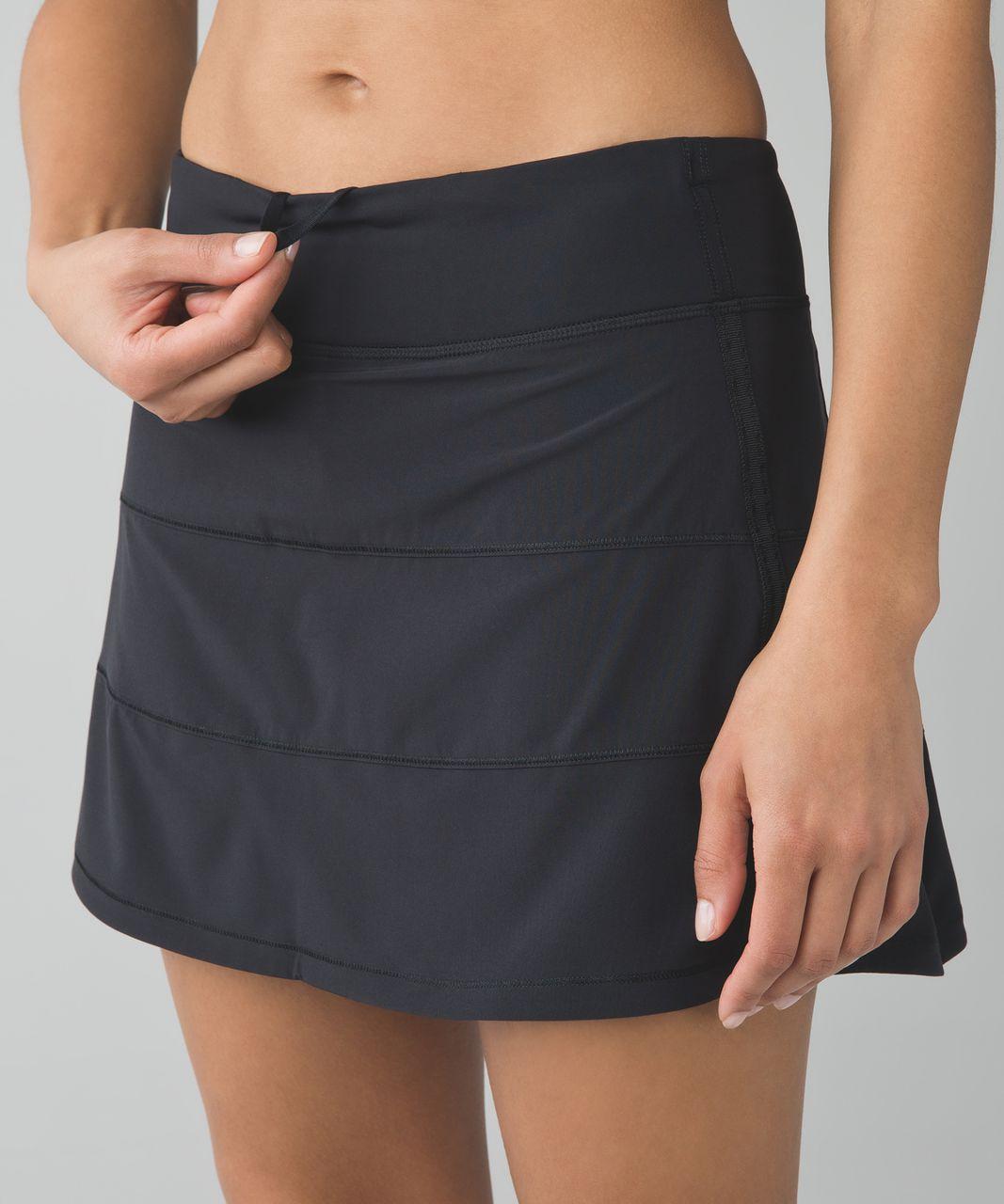 Lululemon Pace Rival Skirt II (Tall) - Black