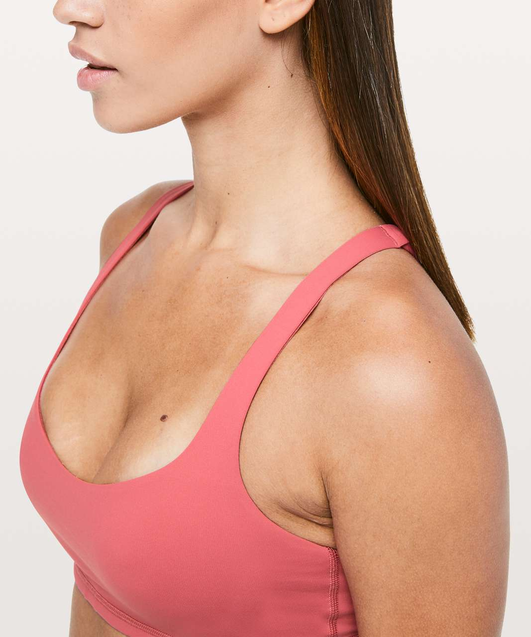 Lululemon Free To Be Bra - Hibiscus Pink
