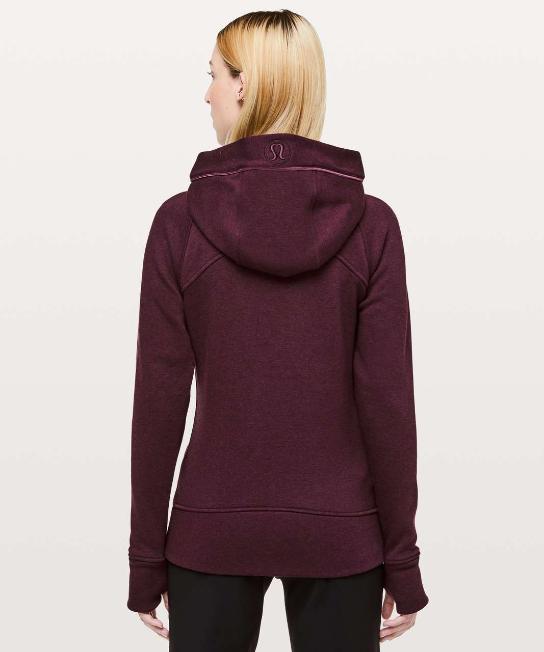 Lululemon Scuba Hoodie *Plush - Heathered Dark Adobe / Dark Adobe