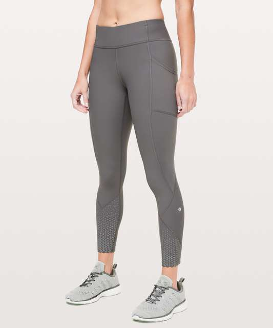 6b6f4c5192 Lululemon Tight Stuff Tight *Reflective - Dark Fuel / Night Fall ...